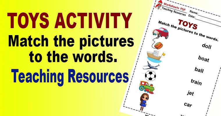 Toys Activity