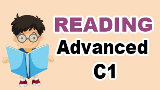 Advanced C1 Reading