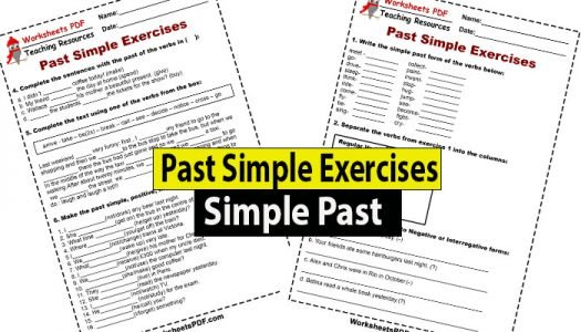 Past Simple Exercises