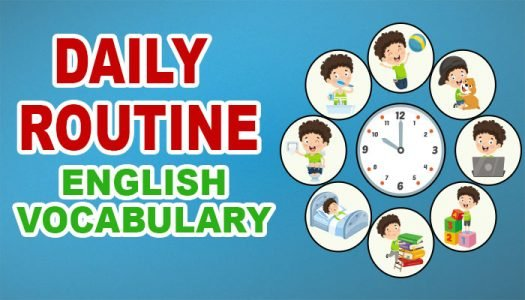 Daily Routines Activities for Students