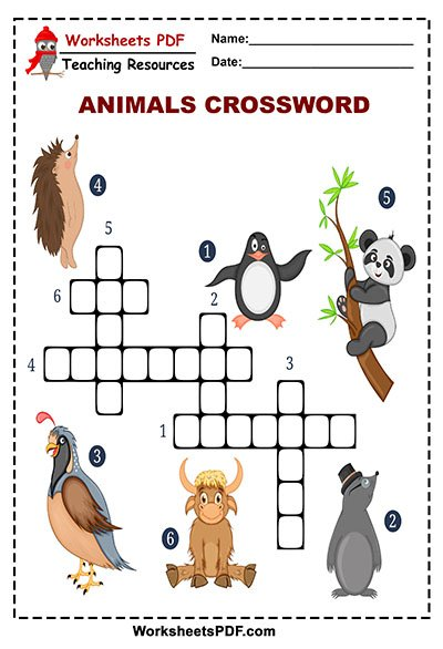 animas crossword
