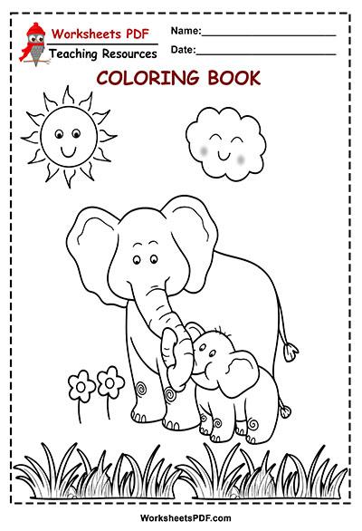 7 elephant and sun