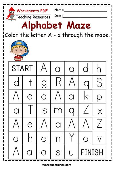a maze 1