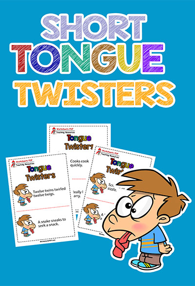 Short Tongue Twisters