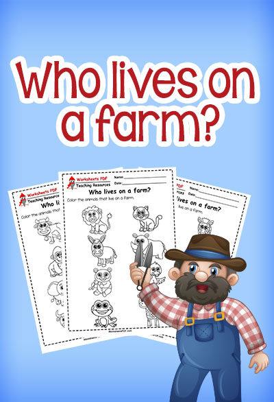 who lives on a farm