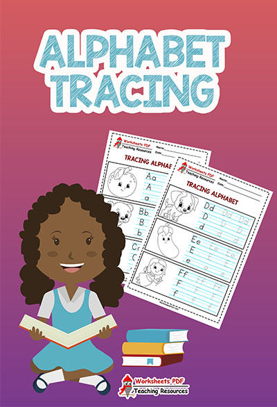 Tracing Letters for Preschool Printables
