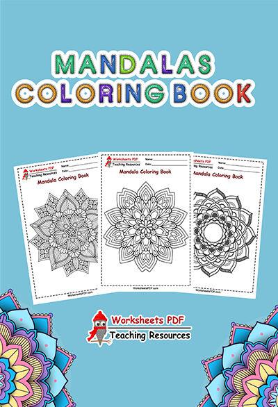 mandalas coloring book 0000 Portad